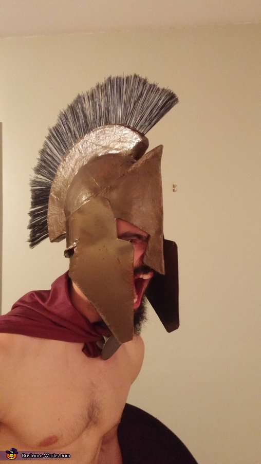 Leonidas Homemade Costume