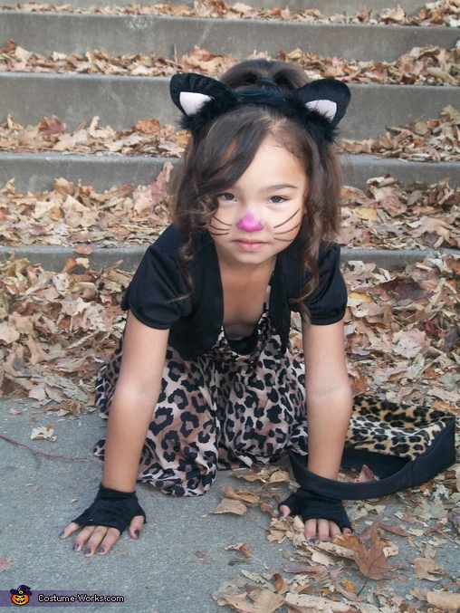 Leopard Kitty, Leopard Kitty Costume