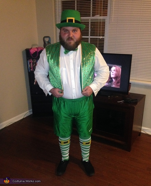 Leprechaun Homemade Costume
