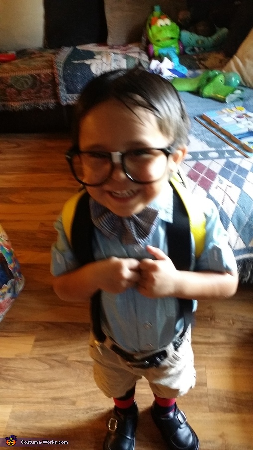 Toddler Alfalfa Costume