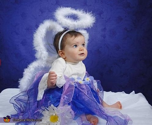 Lil' Angel Baby Costume