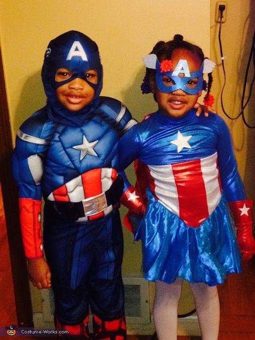 Lil Avengers Costume