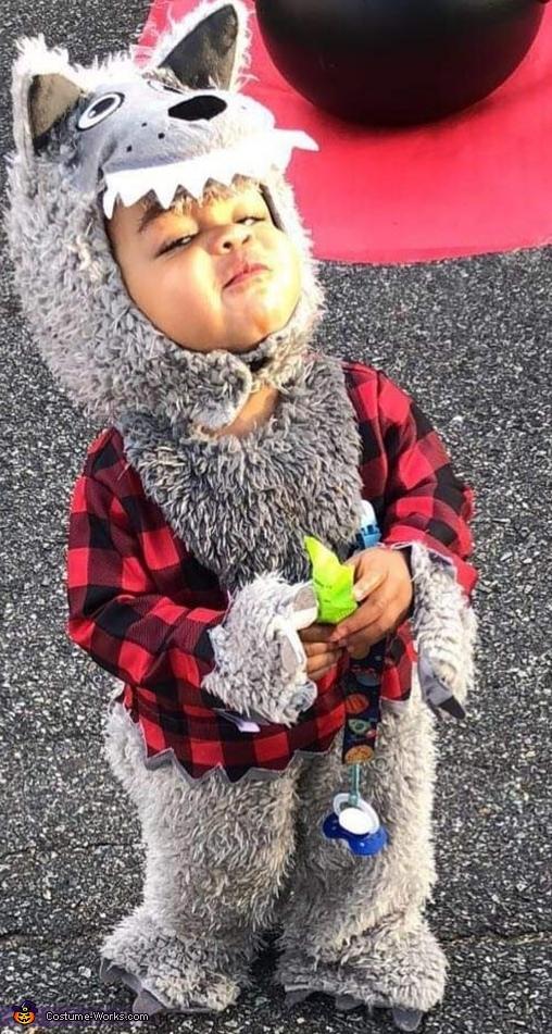 Lil Bad Wolf Costume