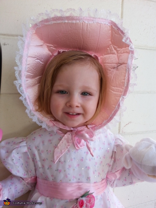 zyla as bo peep, Lil' Bo Peep Costume