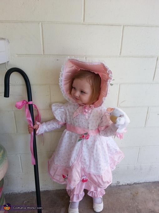 lil bo peep, Lil' Bo Peep Costume