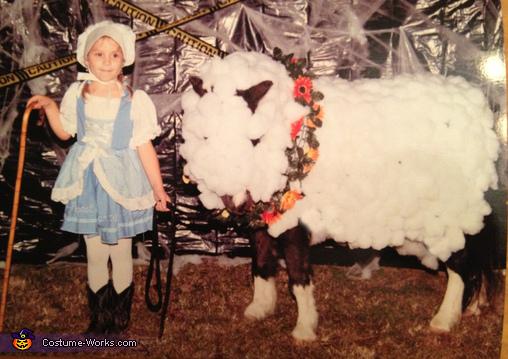 Lil' Bo Peep, Lil' Bo Peep Costume