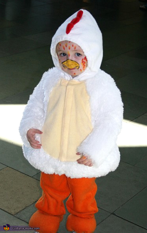 Lil Chicken - Store Bought costumes for kids