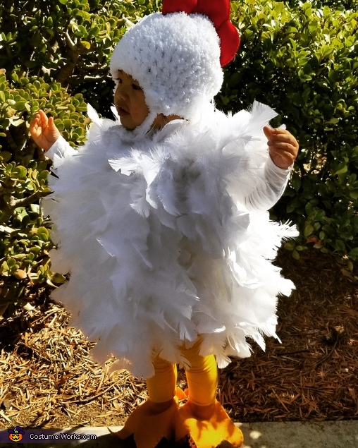 Lil Chicken Costume