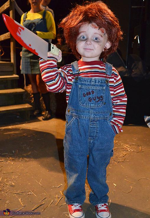Lil' Chucky Costume