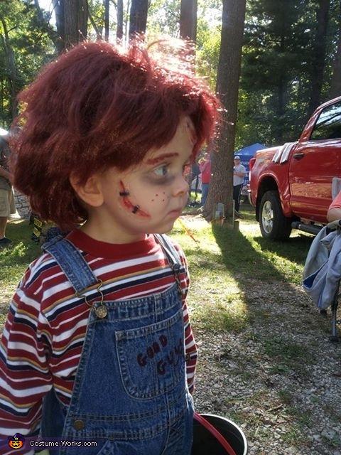 eeek !!!!, Lil' Chucky Costume
