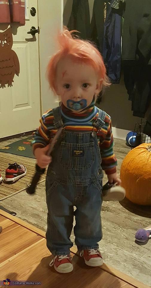 Lil Chucky Costume