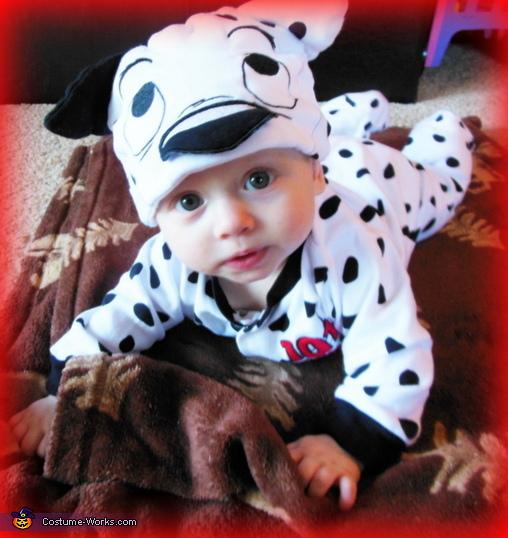 Lil' Dalmatian Baby Costume