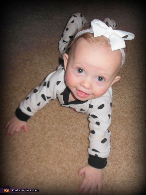Lil' Dalmatian Costume