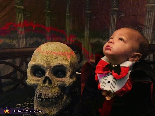Son of darkness, Lil' Dracula Costume