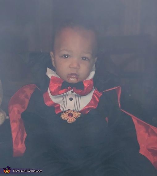 Happy Halloween!, Lil' Dracula Costume