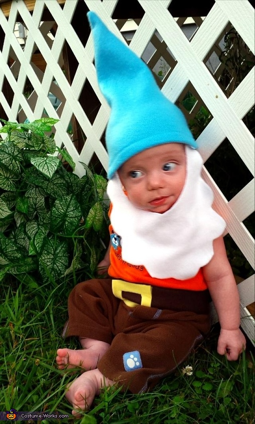 Lil' Gnome Costume