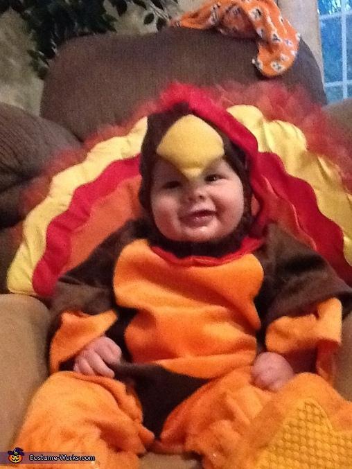 Lil' Gobbler Baby Costume