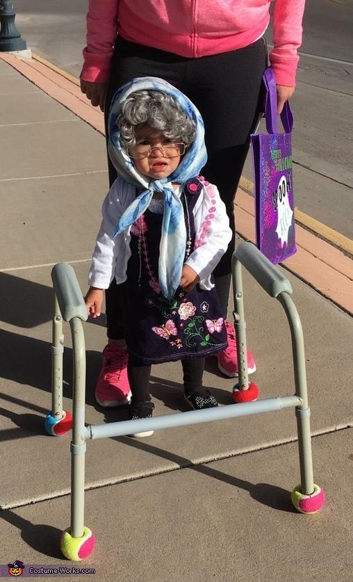 Lil Granny Costume