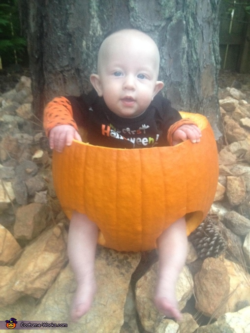 Lil Man Baby Costume