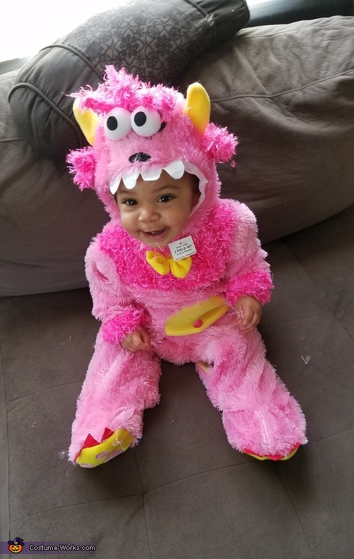 Lil Monster Costume