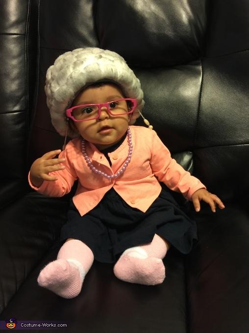 Lil Ol Lady Costume