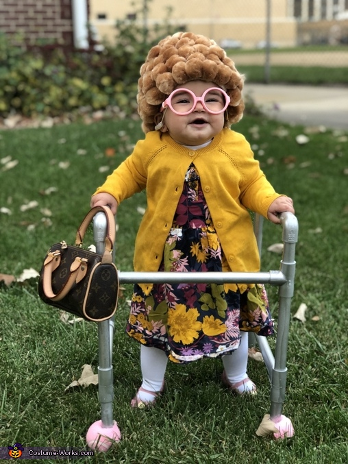 Lil' Old Lady Costume
