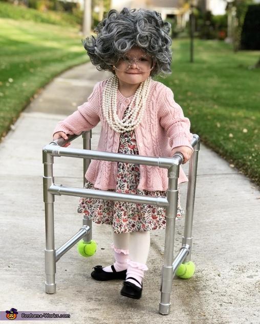Lil Ole Granny Costume