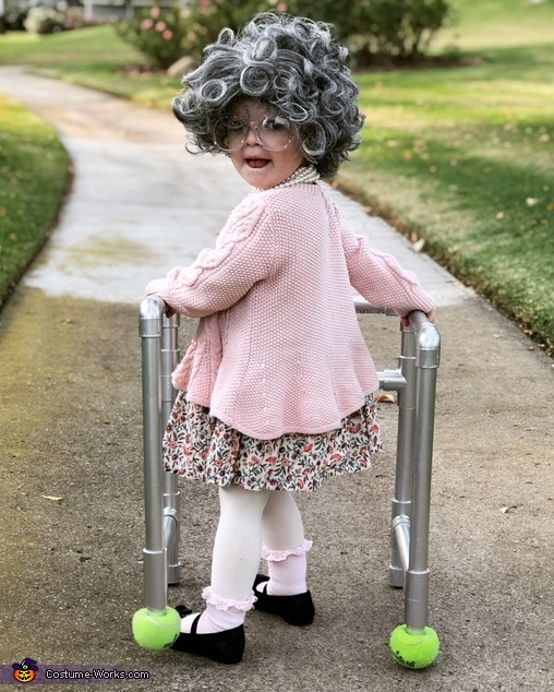 The Granny look back, Lil Ole Granny Costume