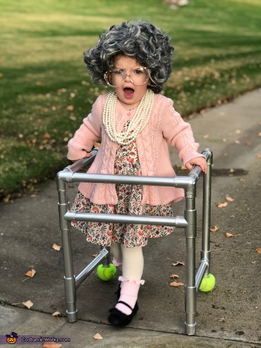 Watch out! Granny's coming through!, Lil Ole Granny Costume