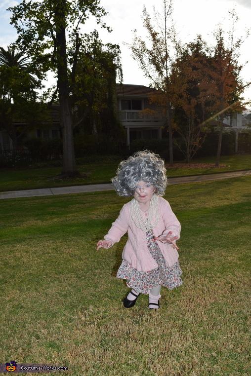 Granny on the run!, Lil Ole Granny Costume