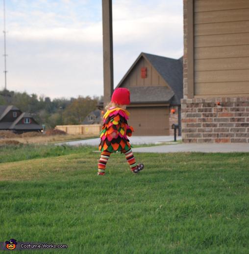 Owl Back!, Baby Owl Costume
