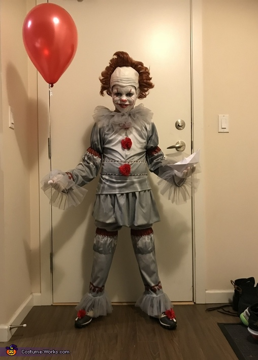 Lil Pennywise Costume