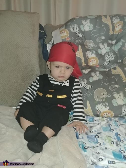Lil Pirate Costume