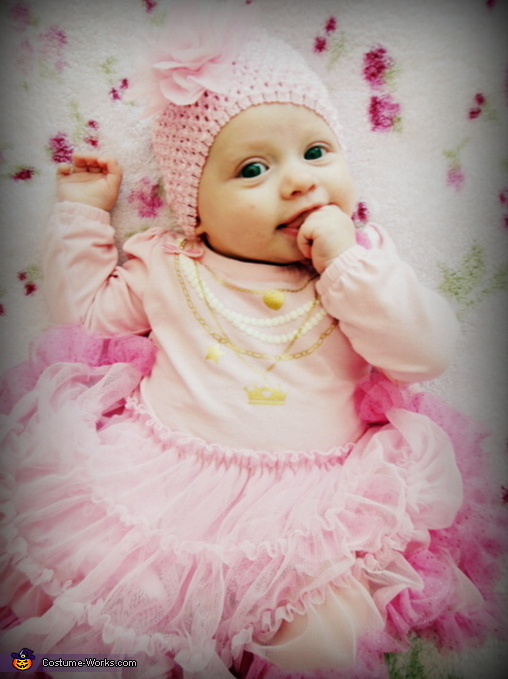 Lil' Princess Baby Costume