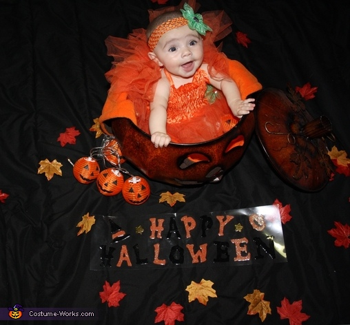 Mommy, Is Halloween here yet?, Lil' Pumpkin Costume