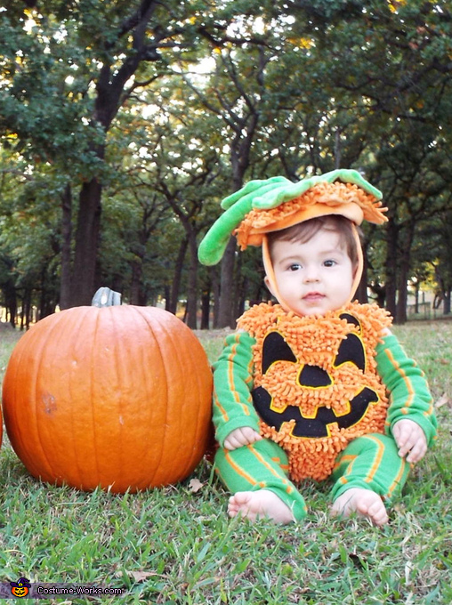 Cutest Lil Pumpkin Costume