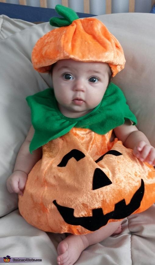 Lil' Pumpkin Costume