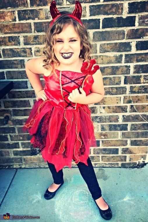 Lil' She-Devil Costume