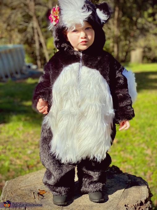 Lil Stinker Homemade Costume