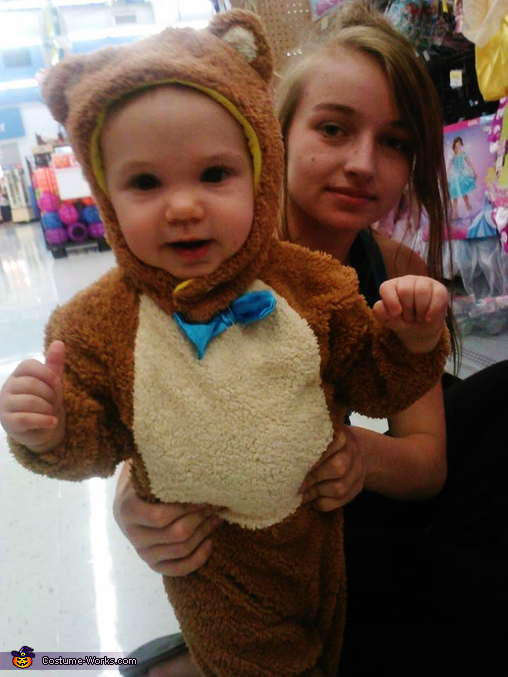 Lil Teddy Bear Costume