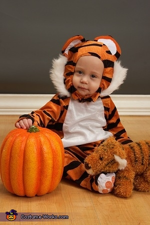 Li'l Tiger Costume