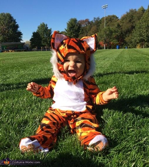 Lil Tiger Costume