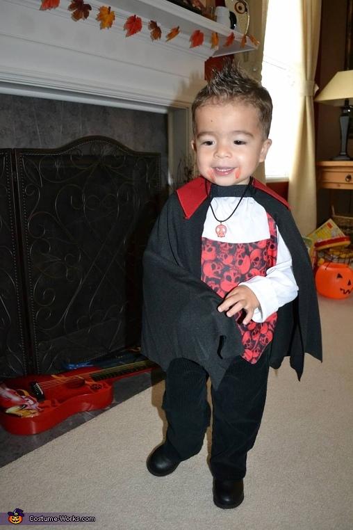 Lil Vampire Costume
