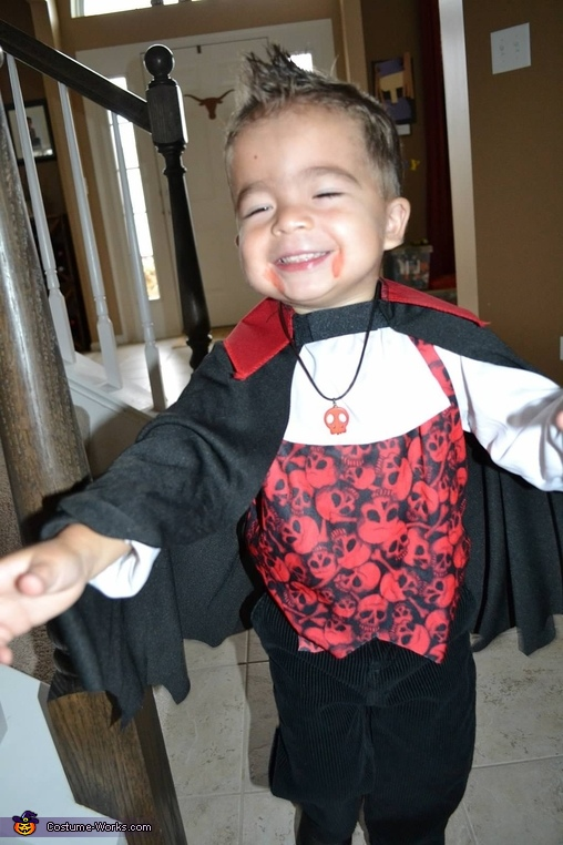 I want to suck your blood., Lil Vampire Costume