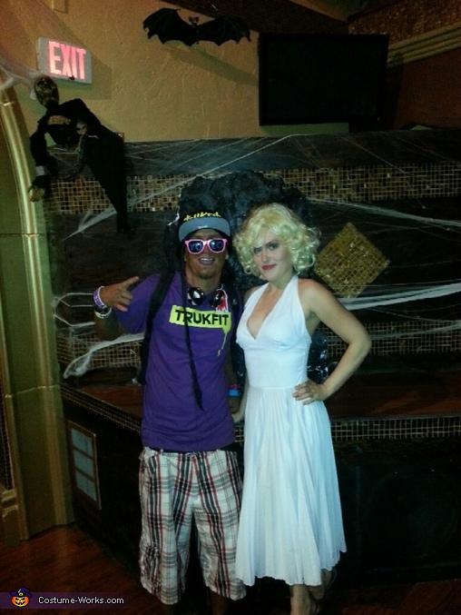 lil wayne, Lil Wayne Costume