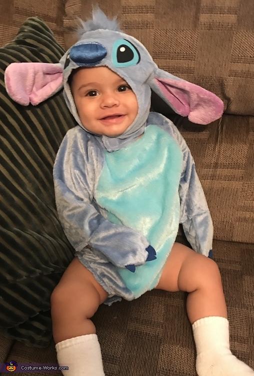 Lilo and Stitch Homemade Costume