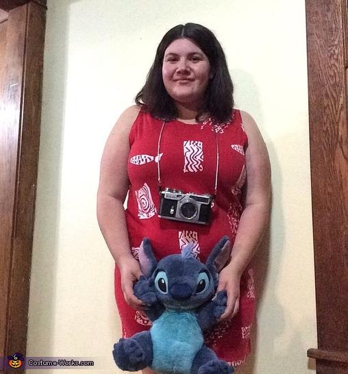 Lilo And Stitch Halloween Costume Best Diy Costumes
