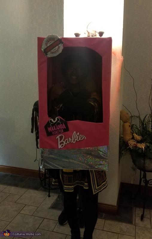 Wakanda Forever Limited Edition Barbie Costume