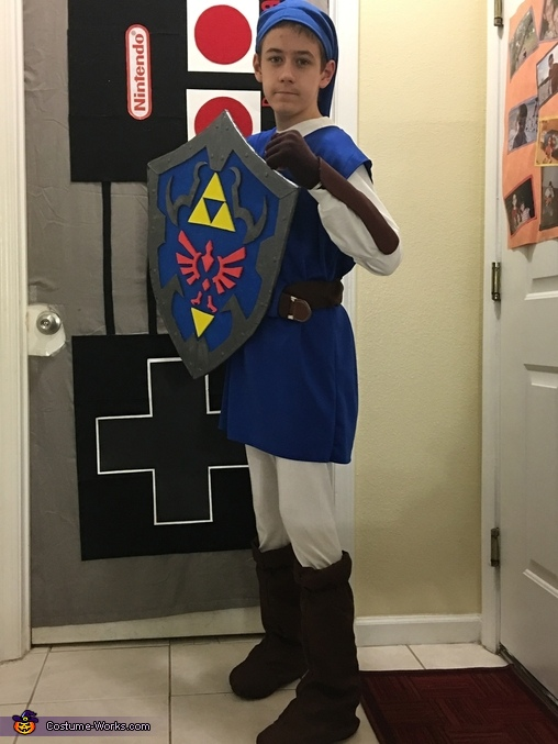 Link Homemade Costume