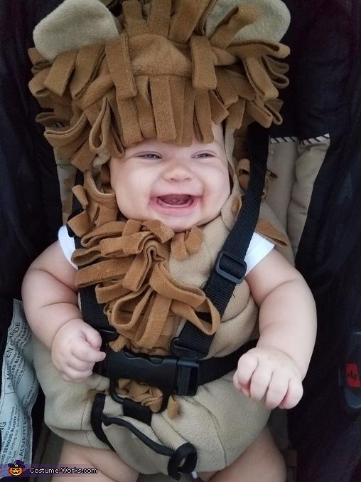 Lionheart Costume